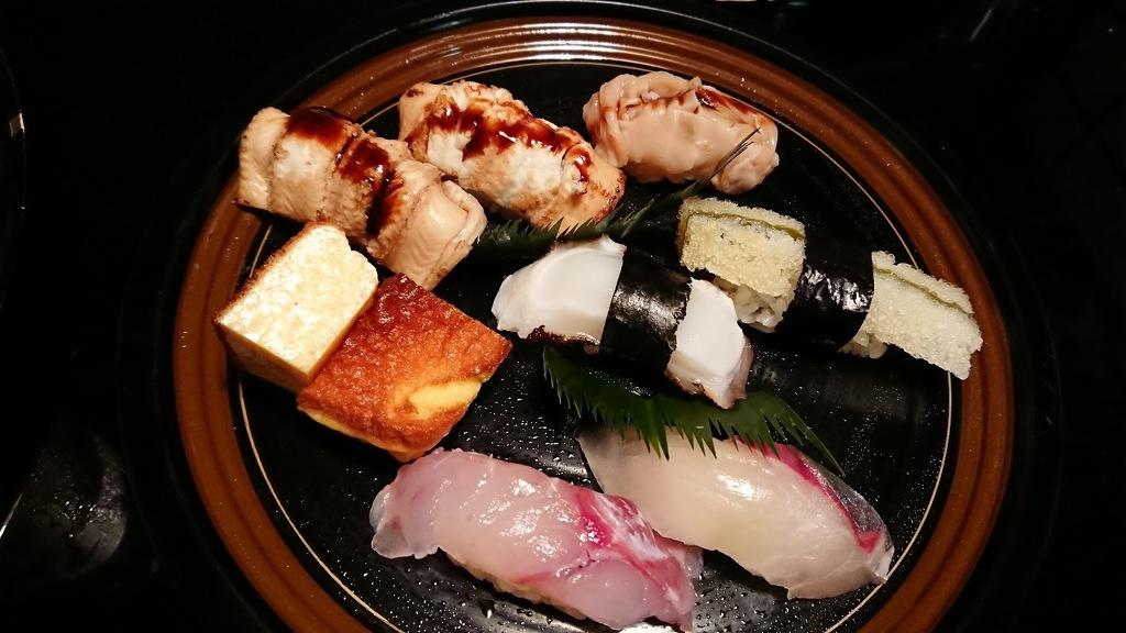 Sushi Kappo Nakaichi (鮨 割烹 なか一), Kyoto | Michelin Star