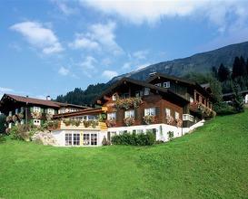 Humbachstube im Alpenhof Jäger