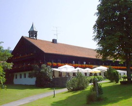 Ludwigsstube und Wirtsstube St. Florian