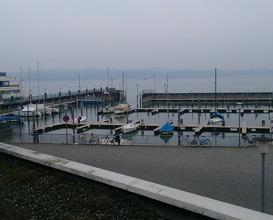 Schiff am See
