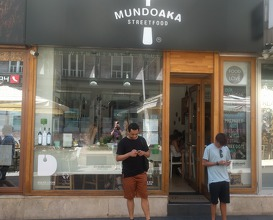 Mundoaka Streetfood
