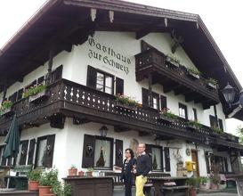 Schweizer Wirtin
