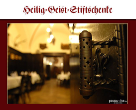 Heilig-Geist-Stiftschenke und Stiftskeller