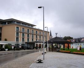 Panorama - Dachterrasse - Restaurant