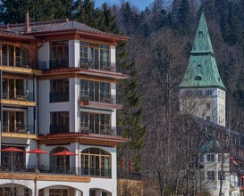 Schloss Elmau Luxury Spa Retreat & Cultural Hideaway