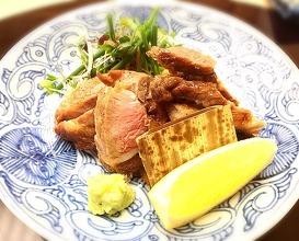 Seasonal cuisine Nakashima
